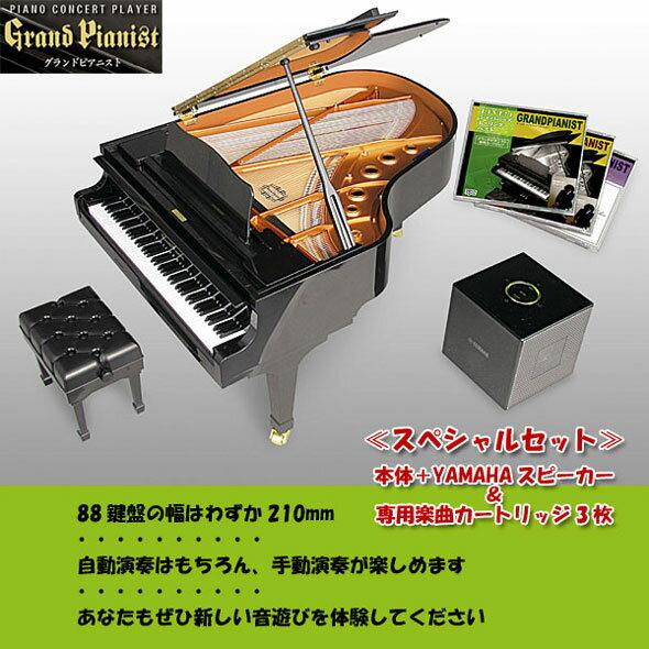 【完売品】Grand Pianist(グランドピアニスト) スペシャルセット ブラック [ピアノ/セガトイズ]【T】