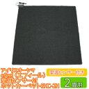 【送料無料】アイリスオーヤマ efeel(エフィール)室温センサー付ホットカーペット 2畳用SHC-2H