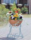 デコールボールスタンドDE-300ブロンズグリーン [園芸用品・ガーデニング・家庭菜園・アイリスオー...