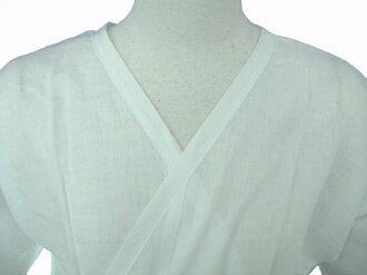 gauze underwear (Japanese-style undershirt L M)