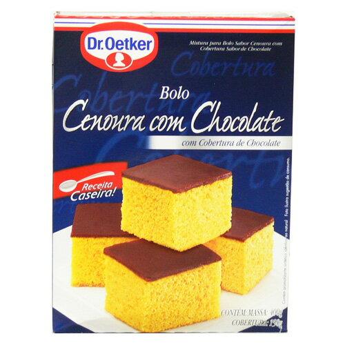 ニンジンケーキミックス 550g Dr.Oetker Bolo Cenoura com Chocolate 【あす楽対応】【楽ギフ_包装】【楽ギフ_のし】10P11Mar16P06May16