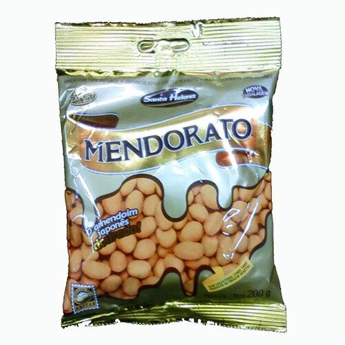 ピーナッツ フライ スナック 200gメンドラート mendorato santa helena 【あす楽対応】
