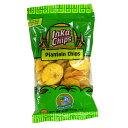 インカチップス バナナチップス 塩味 113.4gPlantain Chips Inka Chips 113.4g 【あす楽対応】【楽ギフ_包装】【楽ギフ_のし...