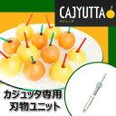 送料無料!果汁搾り機カジュッタ(CAJYUTTA)専用 刃物ユニット CJT3-03-01 (EBM16-2)(3043-04)