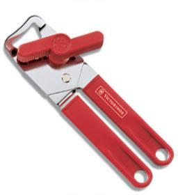 缶切り VICTORINOX(ビクトリノックス) Kitchen Gadgets(キッチンガジェット)シンプルで機能的なアイテム カンオープナー レッド 7.6857(EBM20-1)(385-10)