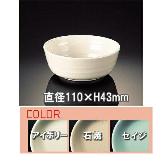 メラミン ベーシック 丸小鉢 全3色 (110×...の商品画像