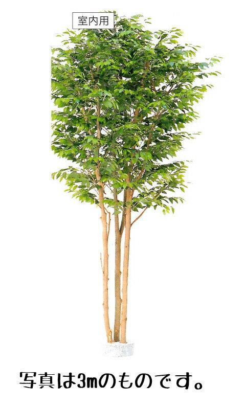 ベンジャミン 3本立(500cm) 人工樹木(G-230-500)
