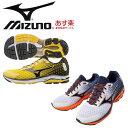 【お買い物マラソン特別セール】ミズノ ランニングシューズ ウエーブライダー18 スーパーワイド J1GC1504