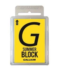 GALLIUM〔ガリウム〕SUMMER SERIESSUMMER Block(100g)SW2148ホットワクシング用