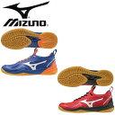 mizuno ミズノ バドミントン シューズ ウエーブファングZERO 安定性 フィット性 反発力 靴 ユニセックス 男女兼用 メンズ レディース 71GA1990