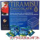 【 ラッピング済み ティラミス チョコ ギフト 】(約13個...