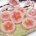 「 おぼろ 桜 」春 お菓子 さくら 京都 土産 詰め合わせ 和菓子 京菓子 卒業 入学 記