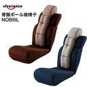 骨盤ポール座椅子 NOBIIIL [波多野式 座椅子 腰痛 ...