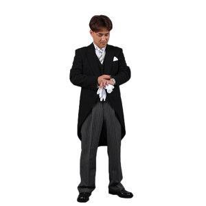 モーニング レンタル モーニングコート メンズフォーマル