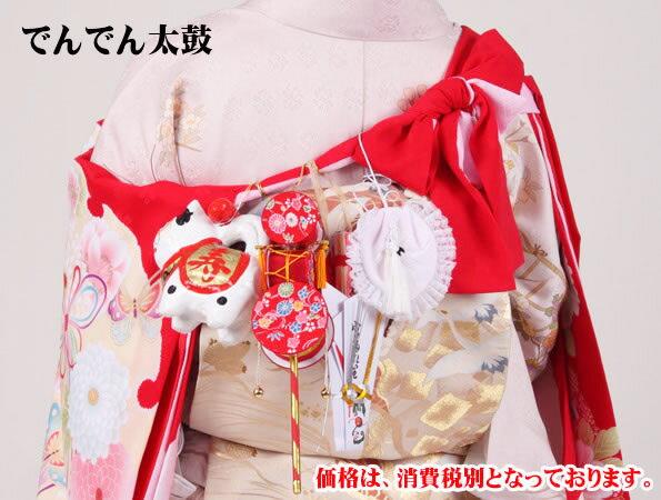 【レンタル】お宮参り 女の子 / 1086赤地...の紹介画像2