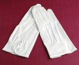 【メール便可】【メンズグローブ】紳士手袋 綿 コットン 白【男性 フォーマル】【RCP】