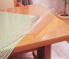 【別注】テーブルマット2MM厚!!両面非転写加工 別注サイズ(120×200cm以内)【送料無料】 【smtb-k】 【ky】 【家具】【05P01Oct16】 【RCP】