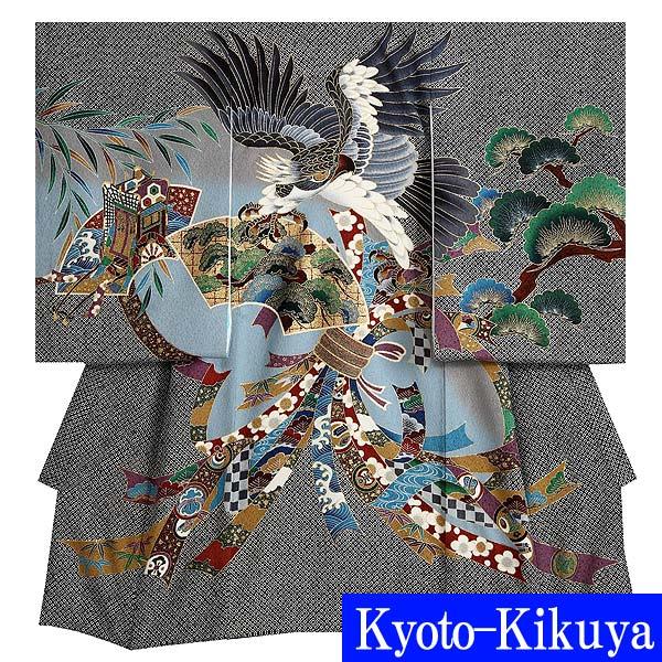 【レンタル】お宮参り 男の子着物 レンタル産着 ...の商品画像
