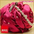 IKKOプロデュース・Princess Style バッグ・ふわふわ感がとってもかわいい!振袖・小紋・おしゃれ着に!【IKKO・パール・ワイン】【最安値に挑戦】草履バック