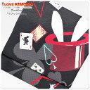とってもおしゃれな 京袋帯 おしゃれな着物に最適 【京wakka】【正絹】【最安値に挑戦】【マジックハット】