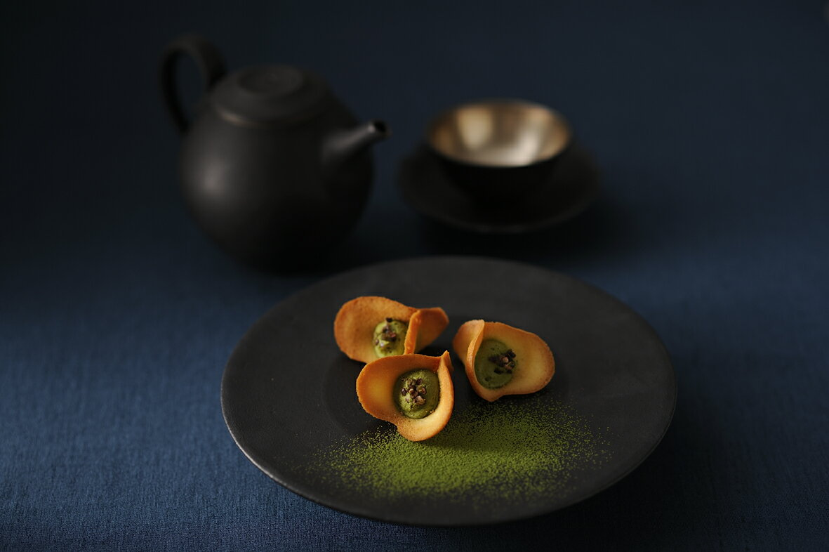 ルフル24個入(抹茶×3)ラングドシャ京都洋菓子スイーツお祝い内祝い引菓子出産祝い就職祝いギフト手土