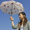 急な、にわか雨などにも対応する晴雨兼用です。中棒が伸縮しますので、使用しない時はコンパクトになります。晴雨兼用日傘【日がさ 女性用】くろちくオリジナル【京雅●0422】【京女●0422】