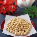 北海道産の大豆「鶴娘」を使い、手間暇おしまずに 4日間かけて作りました。 煎り大豆 袋入