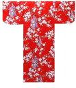 日本のお土産|日本のおみやげホームステイ おみやげ|日本土産◆外国人向け浴衣【桜舞妓】子供用(35in〜40in)