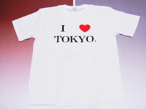 【日本のお土産】【日本のおみやげ】【ホームステイ おみやげ】【日本土産】(漢字・和柄)◆和風Tシャツ【アイラブトウキョウ・・・