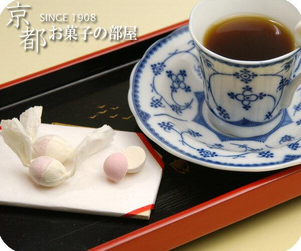 和三盆糖のお干菓子 京のえりあし(千代箱)いつものコーヒータイムにちょっとおしゃれな大人の…...:kyoto-okashi:10000254