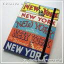 メール便○cavallini【カバリーニ】シティガイドブック・ニューヨーク