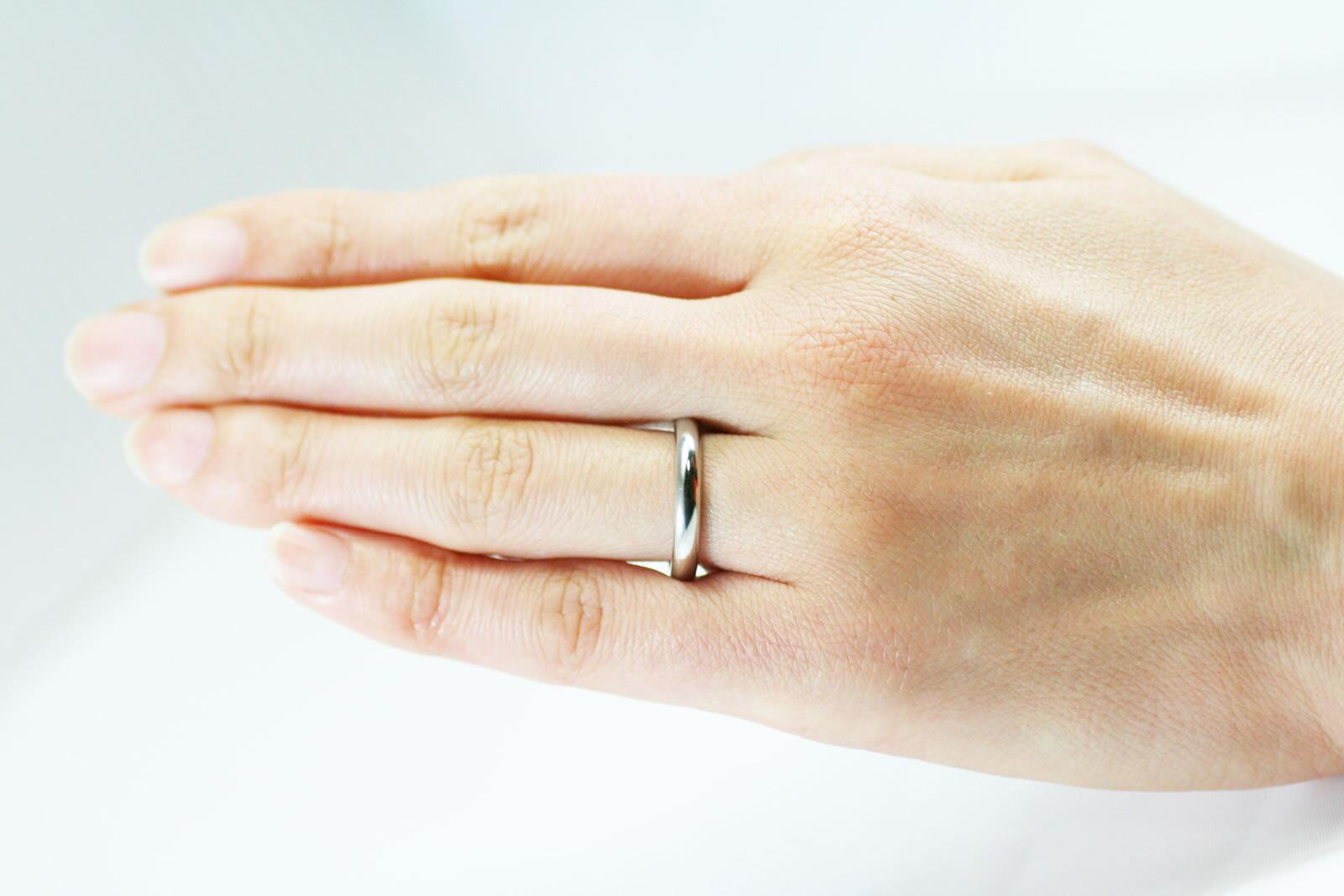 結婚指輪 マリッジリング に 純プラチナ pt...の紹介画像3