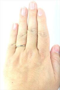 結婚指輪着装