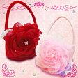 七五三 巾着 バッグ 「お花のバッグ」 結婚式 お祝い プレゼント ギフトに