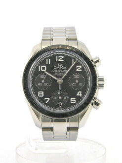 OMEGA Speedmaster Ref.324.30.38.40.06.001 grey dial automatic winding SS/SS watch