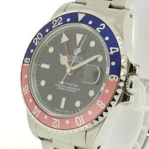 ROLEX【ロレックス】GMTマスターRef.16700腕時計SSメンズ【中古】【cabcajba】