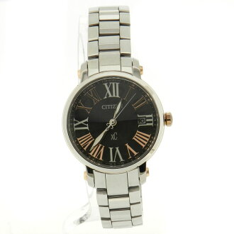 CITIZEN cross sea watch SS women