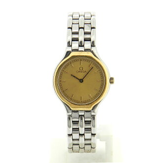 OMEGA symbol watch SS Lady's