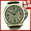 PANERAI【パネライ】ルミノールベース PAM00114 腕時計 SS/革 メンズ 【中古】【cabcbbab】【楽ギフ_包装】【ブランド品買取・通販】