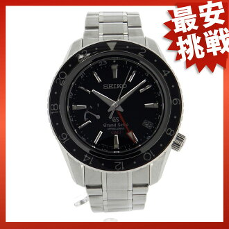 SEIKO ground SEIKO GMT watch SS men