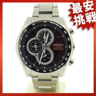 SEIKO ignition 7T82-OAEO watch SS men