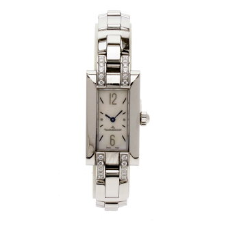 JAEGER-LECOULTRE ideal watch SS Lady's