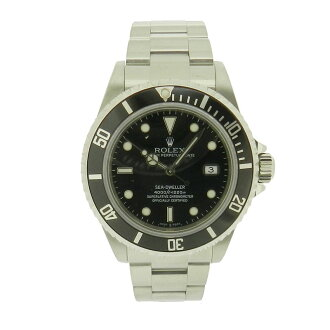 ROLEX Oyster パーペチュアルシードゥ error 16600 T Ref.16600 SS watch for men