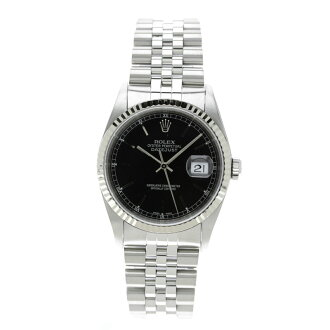 ROLEX16234 Datejust SS already OH Watch men's