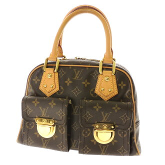 LOUIS VUITTON Manhattan PM M40026 handbags Monogram Canvas ladies