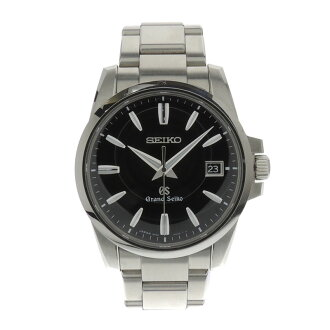 SEIKO Grand Seiko 9F62-0AA1 watch SS men
