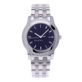 GUCCI5500L watch SS men