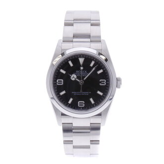 1 ROLEX114270 オイスターパーペチュアルエクスプローラー watch SS men