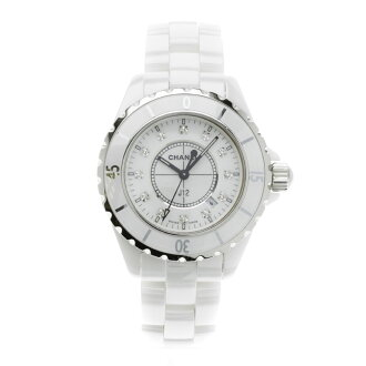 CHANELJ12 H1628 watch ceramic Lady's