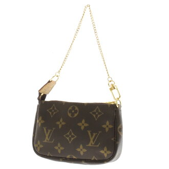LOUIS VUITTON Accessoires or accessory pouch Monogram Canvas ladies fs3gm